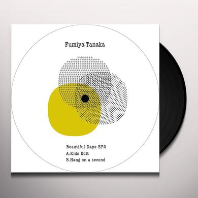 Fumiya Tanaka BEAUTIFUL DAYS EP2 Vinyl Record