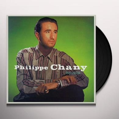 Philippe Chany RIVE GAUCHE Vinyl Record
