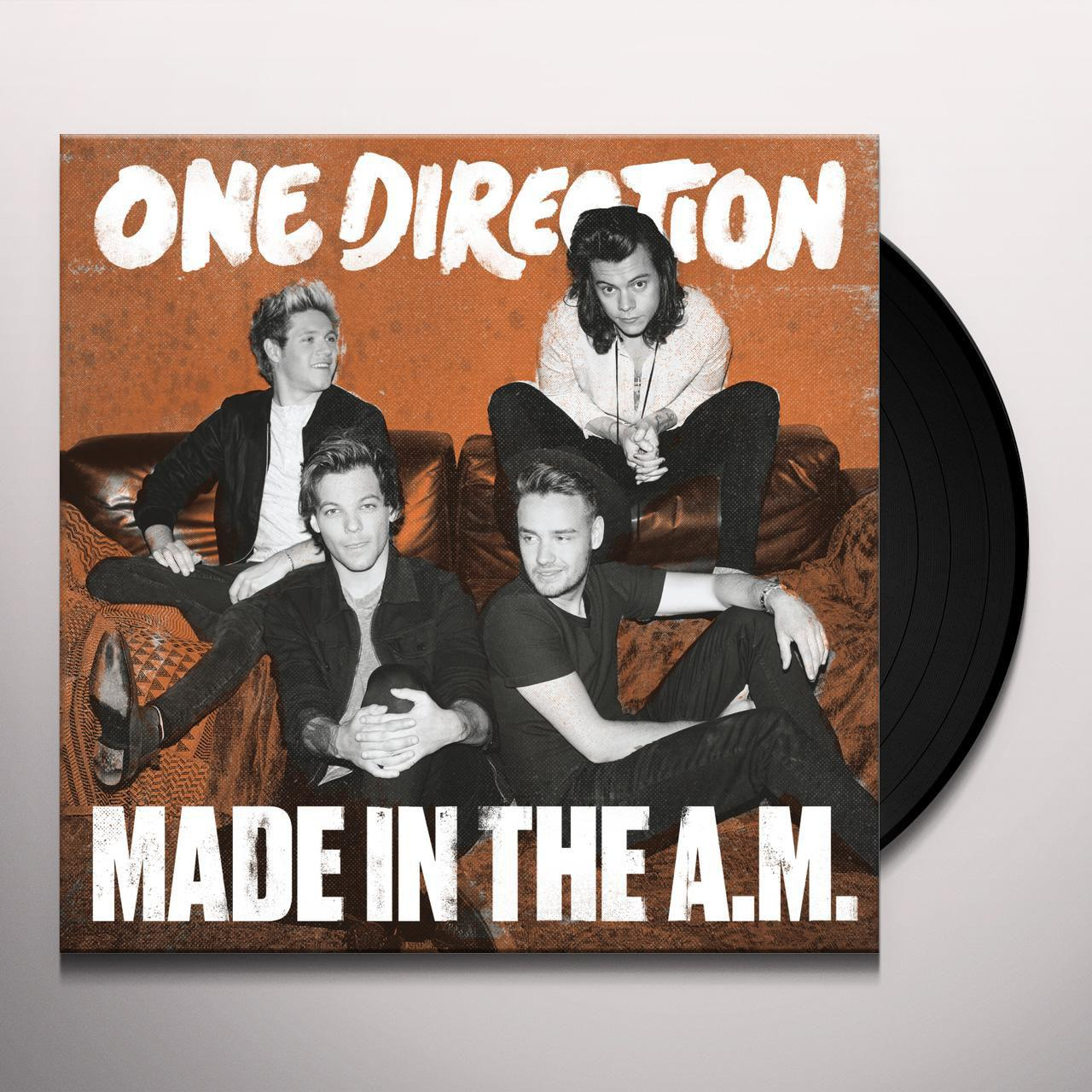 One Direction MADE IN THE A.M. Vinyl Record