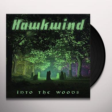 Hawkwind INTO THE WOODS Vinyl Record