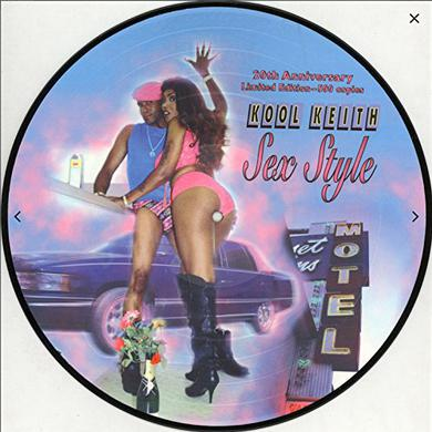 Kool Keith SEX STYLE 20TH ANNIVERSARY Vinyl Record