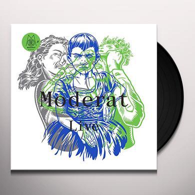 Moderat LIVE Vinyl Record