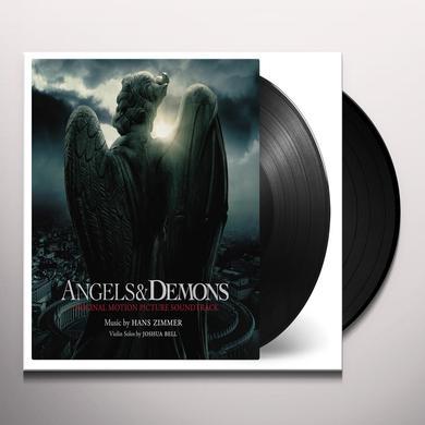 Hans Zimmer ANGELS & DEMONS / O.S.T. Vinyl Record