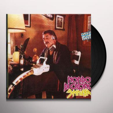 Luis Alberto Spinetta MONDO DI CROMO Vinyl Record