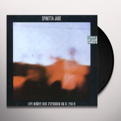 Luis Alberto Spinetta LOS NINOS QUE ESCRIBEN EN EL CIELO Vinyl Record