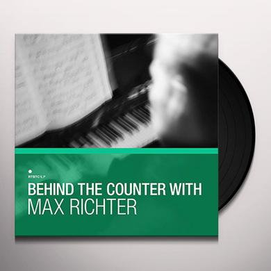 BEHIND THE COUNTER WITH MAX RICHTER / VARIOUS Vinyl Record