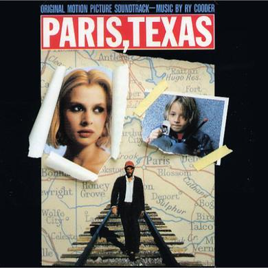 Ry Cooder PARIS TEXAS (PURPLE VINYL) / O.S.T. Vinyl Record