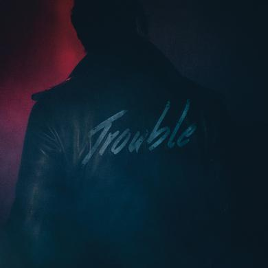 Trouble SNAKE EYES Vinyl Record