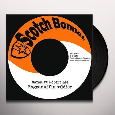 Naram RAGGAMUFFIN SOLIDER Vinyl Record