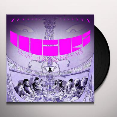 Shabazz Palaces QUAZARZ VS THE JEALOUS MACHINES Vinyl Record