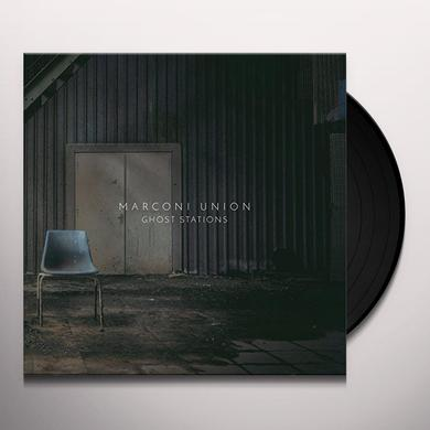 Marconi Union GHOST STATIONS REMIXES Vinyl Record