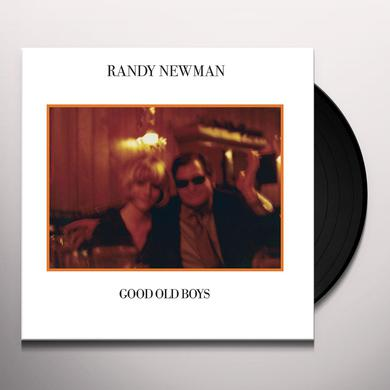 Randy Newman GOOD OLD BOYS Vinyl Record