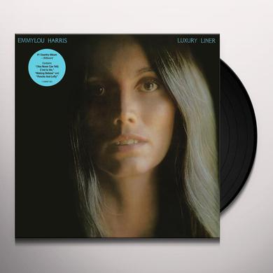 Emmylou Harris LUXURY LINER Vinyl Record