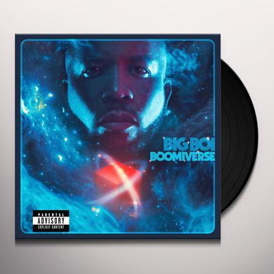 Big Boi BOOMIVERSE Vinyl Record