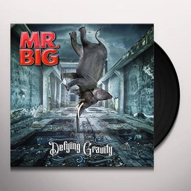 Mr Big DEFYING GRAVITY Vinyl Record