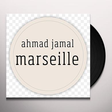 Ahmad Jamal MARSEILLE Vinyl Record
