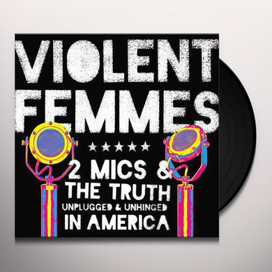 Violent Femmes TWO MICS Vinyl Record