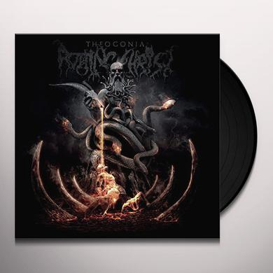 Rotting Christ THEOGONIA Vinyl Record