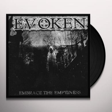 EVOKEN EMBRACE THE EMPTINESS Vinyl Record