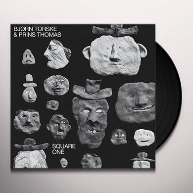 Bjorn Torske / Prins Thomas SQUARE ONE Vinyl Record