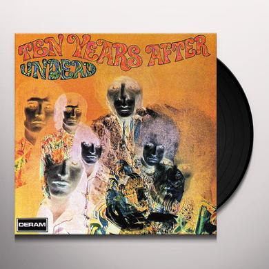 Ten Years After UNDEAD Vinyl Record