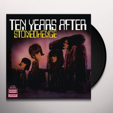 Ten Years After STONEDHENGE Vinyl Record