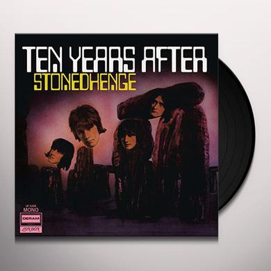 Ten Years After STONEDHENGE Vinyl Record