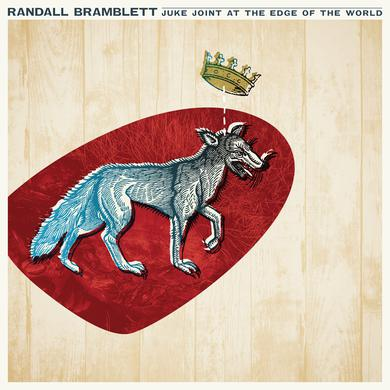 Randall Bramblett JUKE JOINT AT THE EDGE OF THE WORLD Vinyl Record