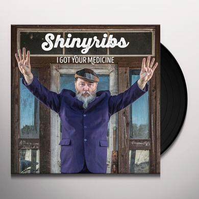 Shinyribs I GOT YOUR MEDICINE Vinyl Record