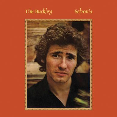 Tim Buckley SEFRONIA Vinyl Record