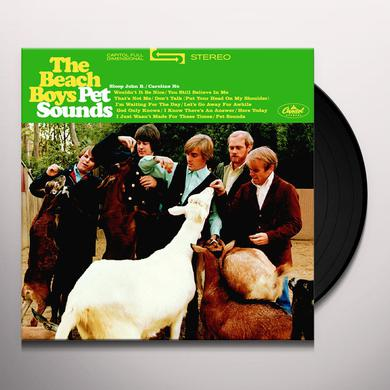 The Beach Boys PET SOUNDS Vinyl Record
