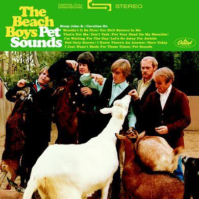 The Beach Boys PET SOUNDS Vinyl Record