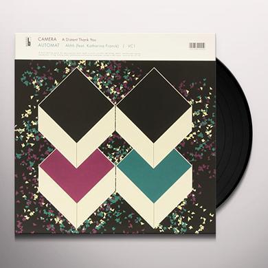 AUTOMAT / CAMERA Vinyl Record
