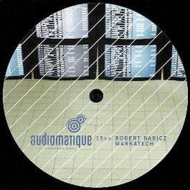 Robert Babicz MARKATECH Vinyl Record