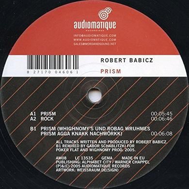 Robert Babicz PRISM Vinyl Record
