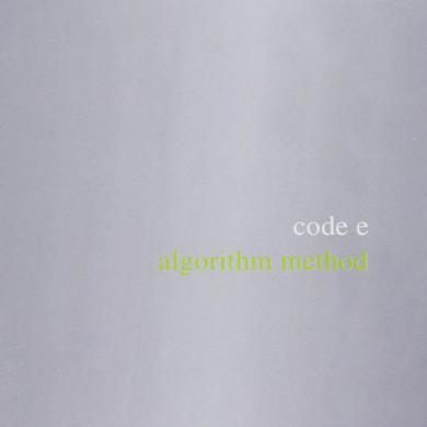 Code E ALGORITHM METHOD Vinyl Record