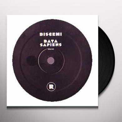 Discemi DATA SAPIENS Vinyl Record