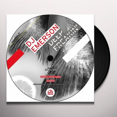 DJ Emerson DEEP FREAKIN' Vinyl Record