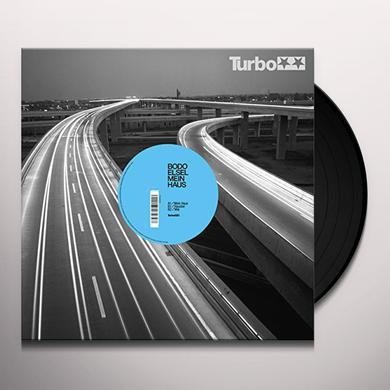 Bodo Elsel MEIN HAUS Vinyl Record