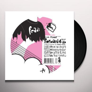 Feadz FORWARD 4 Vinyl Record
