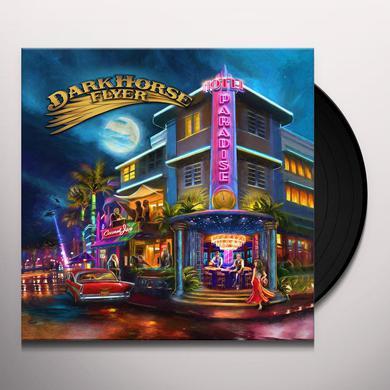DARK HORSE FLYER HOTEL PARADISE Vinyl Record