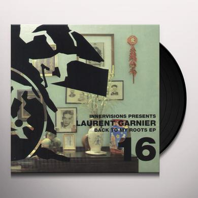 Laurent Garnier BACK TO MY ROOTS Vinyl Record