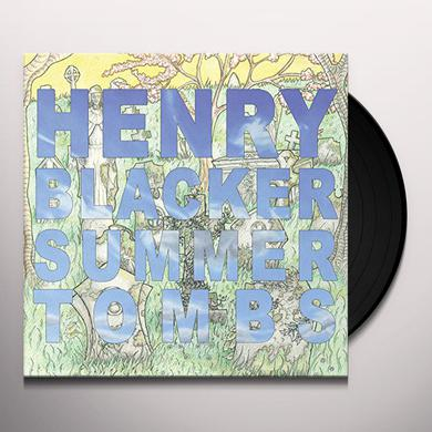 Henry Blacker SUMMER TOMBS Vinyl Record