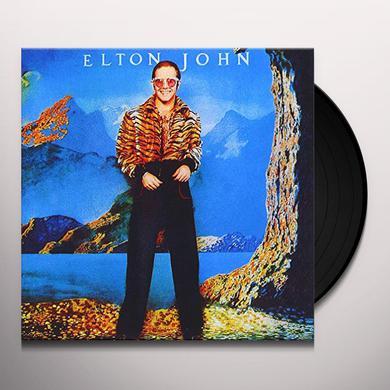Elton John CARIBOU Vinyl Record