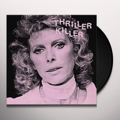 Maestro THRILLER KILLER (MATIAS AGUAYO REMIX) Vinyl Record