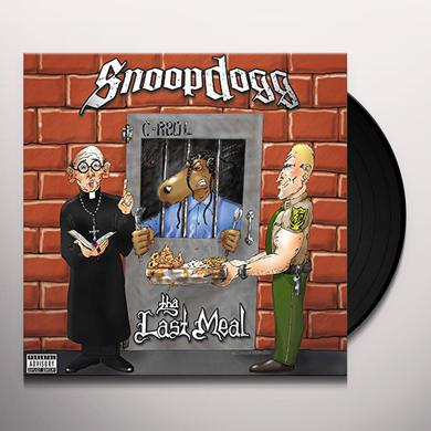 Snoop Dogg LAST MEAL Vinyl Record
