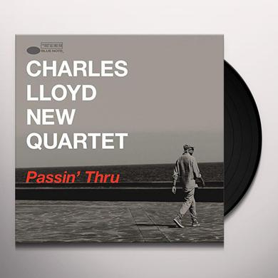 Charles New Quartet Lloyd PASSIN THRU Vinyl Record