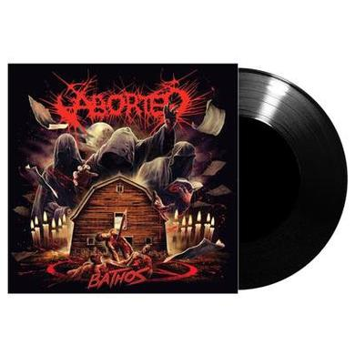Aborted BATHOS Vinyl Record