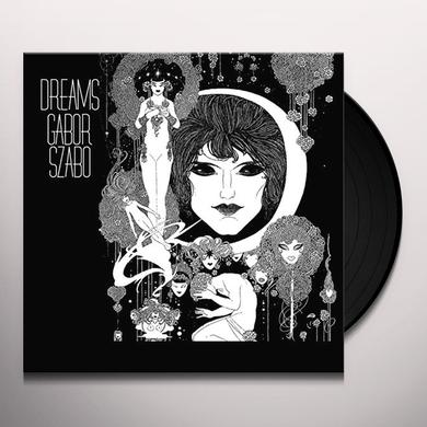 Gabor Szabo DREAMS Vinyl Record