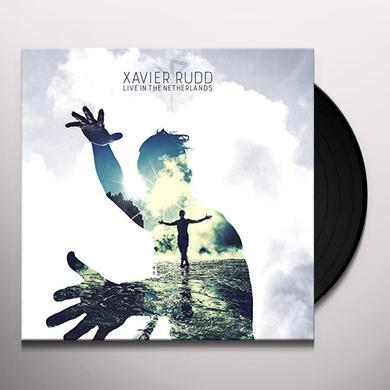 Xavier Rudd LIVE IN THE NETHERLAND Vinyl Record